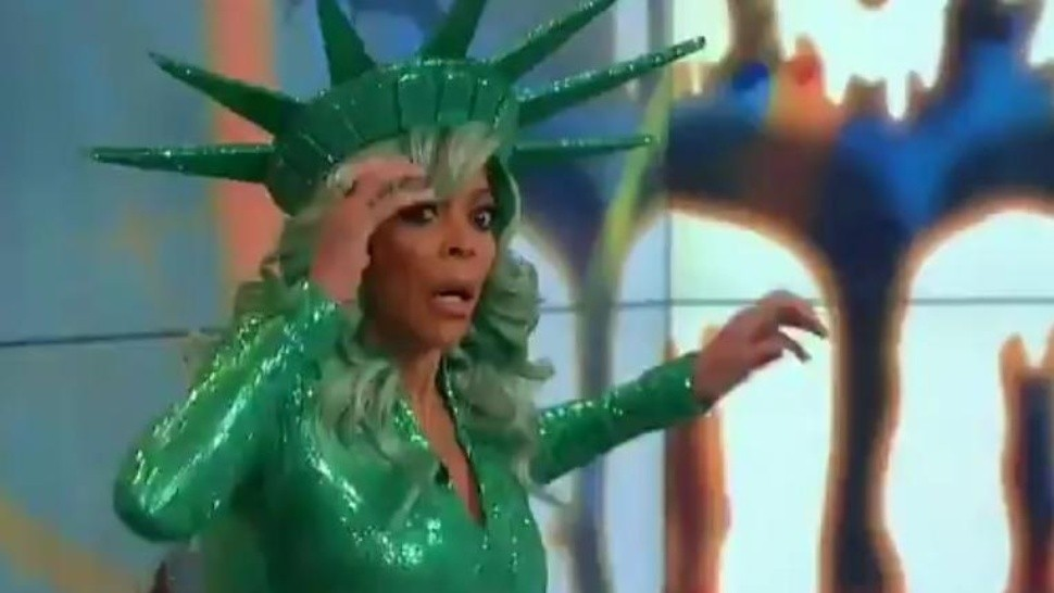 Wendy Williams pasó un mal momento.