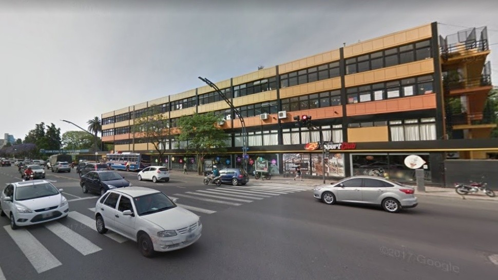 Ocurrió en este instituto educativo. (Google Street View)