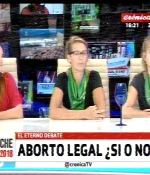 Debate: Aborto legal ¿si o no?