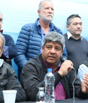CGT: disidentes buscan fuerza
