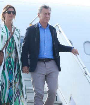 Macri renovó su optimismo