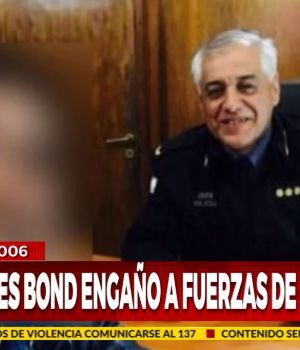 Falso James Bond engañó a fuerzas de seguridad