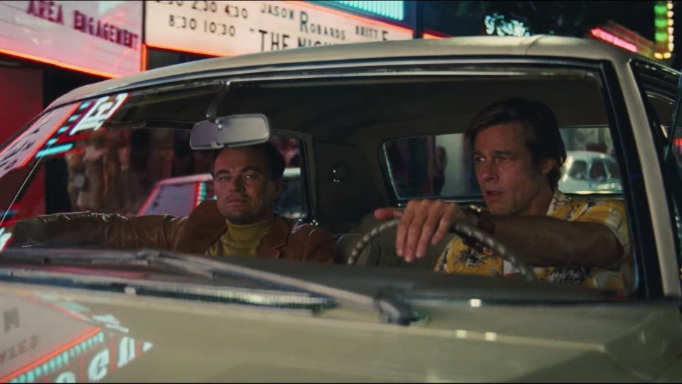 Once upon a time in Hollywood, de Quentin Tarantino