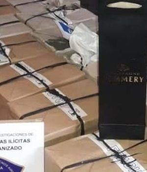 Secuestraron 268 botellas (0221.com.ar)